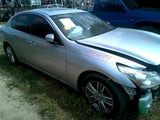 Wheel 17x7-1/2 Alloy Sedan 5-triple Spoke Fits 11-13 INFINITI G37 334445