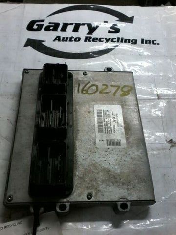 Engine ECM Electronic Control Module 5.4L 2WD Fits 06 EXPEDITION 191533