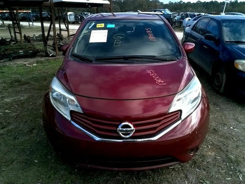 Driver Rear Side Door Hatchback Note Electric Fits 14-16 VERSA 315779