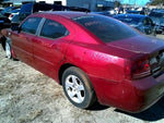 Rear Bumper Excluding SRT8 Fits 06-10 CHARGER 311313
