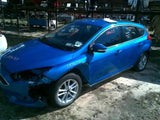 Passenger Front Door Electric Windows Fits 15-16 FOCUS 293323