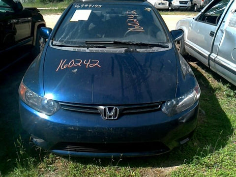 Anti-Lock Brake Part Modulator Assembly Coupe ABS EX Fits 06-11 CIVIC 188612