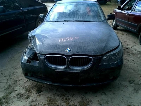 Driver Grille Upper Bumper Mounted Fits 04-07 BMW 525i 309332