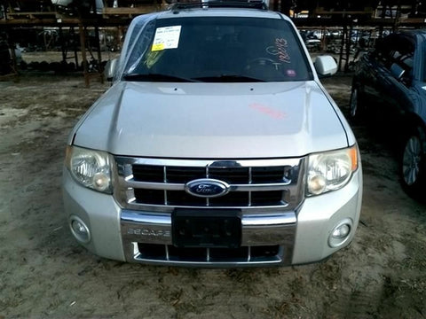 Passenger Rear Window Regulator Electric Fits 08-12 ESCAPE 311737