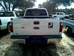 Rear Bumper Chrome Without Park Assist Fits 08-16 FORD F250SD PICKUP 227872