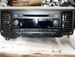 Audio Equipment Radio Display And Receiver Am-fm-cd Fits 11-14 SIENNA 193495