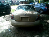 Driver Left Side View Mirror Power Non-heated Fits 04 ALTIMA 356945
