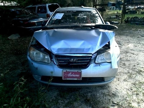 Driver Left Strut Front Sedan Fits 07-10 ELANTRA 358656