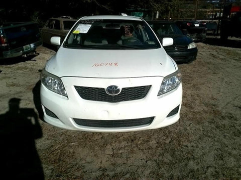 Crossmember/K-Frame Front Canada Market Engine FWD Fits 09-14 MATRIX 231276