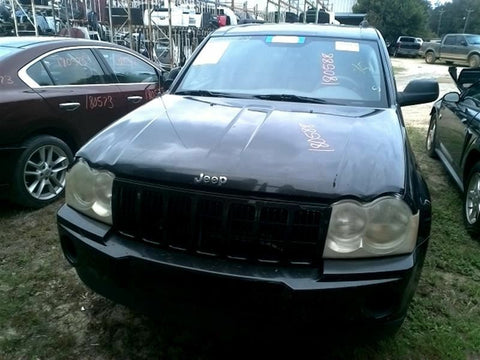 Driver Left Headlight Fits 05-07 GRAND CHEROKEE 361031