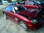 Steering Gear/Rack Power Rack And Pinion Fits 04-08 CROSSFIRE 364508