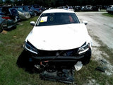 Driver Side View Mirror Power Manual Folding Heated Fits 11-16 JETTA 363787