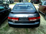 Trunk/Hatch/Tailgate Sedan With Spoiler Fits 03-04 ACCORD 359599