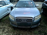 Driver Left Rear Side Door Station Wgn Fits 05-08 AUDI A4 360492