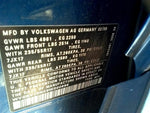 Driver Rear Side Door Electric Light Tint Glass Fits 09-17 TIGUAN 364983