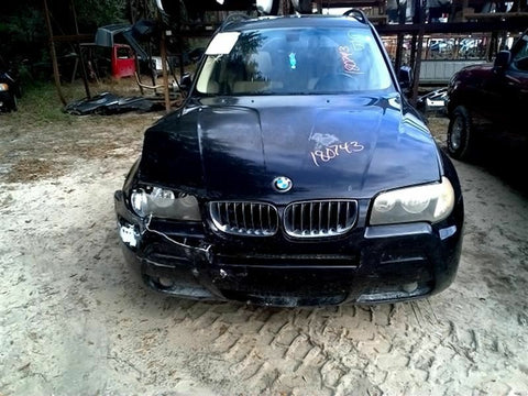 Rear View Mirror Without Alarm System Fits 04-12 BMW X3 375541