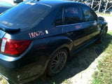 Manual Transmission Turbo Wrx 5 Speed Fits 08-14 IMPREZA 372671