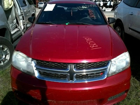 Crossmember/K-Frame Rear Fits 08-14 AVENGER 378276