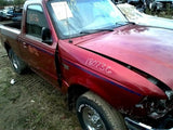 Passenger Front Spindle/Knuckle Coil Spring Suspension Fits 98-00 RANGER 376341