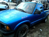 Power Brake Booster Delco Manufacturer Fits 95-97 BLAZER S10/JIMMY S15 382104