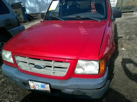 Grille Painted Surround Argent Bars Fits 01-03 RANGER 380865