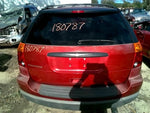 Passenger Rear Side Door Without Laminated Glass Fits 06-08 PACIFICA 381829