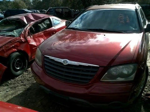 Driver Left Fender Fits 04-06 PACIFICA 381821