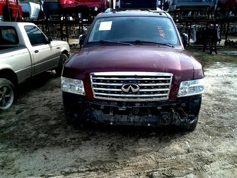 QX56      2010 Running Board 386398