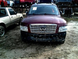 Passenger Right Front Spindle/Knuckle Fits 04-15 17 ARMADA 386461