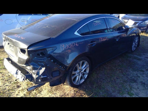 Driver Rear Side Door Without Automatic Down System Fits 14-15 MAZDA 6 389298