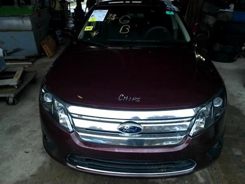 Driver Left Center Pillar Fits 06-12 FUSION 377195
