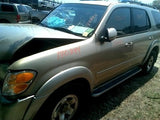 Driver Quarter Panel US Market With Fender Flare Fits 01-04 SEQUOIA 329624