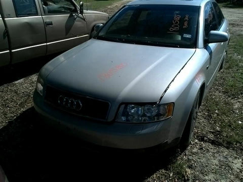 Radiator Core Support Excluding Convertible Fits 02-05 AUDI A4 366930