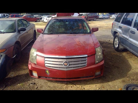 Driver Left Headlight Halogen Fits 03-07 CTS 395754