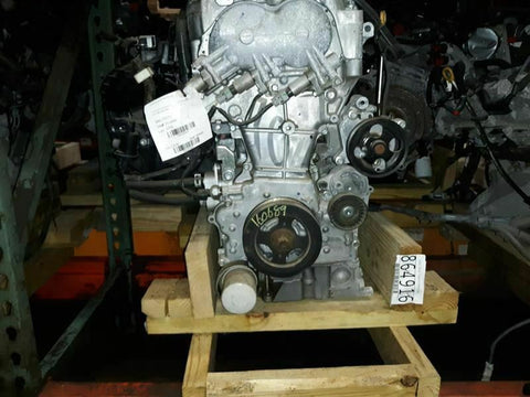 Engine 2.5L VIN A 4th Digit QR25DE Sedan Fits 13-14 ALTIMA 225454