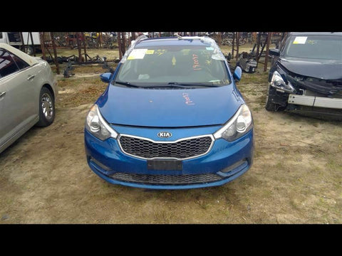 Driver Left Fender Fits 14-18 FORTE 398545