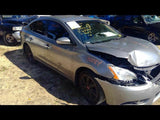 Passenger Quarter Panel Without Side Sill Spoiler Fits 13-17 SENTRA 397388