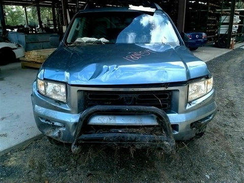 Driver Side View Mirror Power Heated Painted Fits 06-08 RIDGELINE 349157