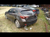 Driver Grille Lower With Fog Lamps Fits 14 MAZDA 3 399538