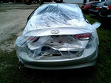 Grille Sedan Center Painted Surround Silver Fits 17-18 ELANTRA 404934