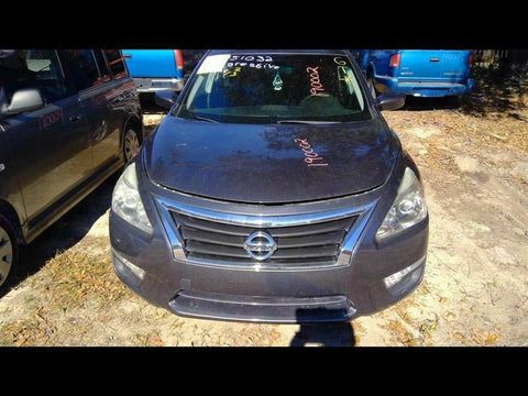 Radiator Core Support Sedan QR25DE Fits 13-15 ALTIMA 409406