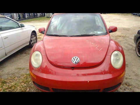 Steering Column Floor Shift Fits 06-10 BEETLE 408224