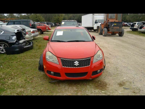 Passenger Grille Sx Canada Lower Ends With Fog Lamps Fits 10-13 KIZASHI 398947