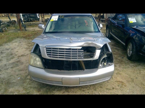 Rear View Mirror With Telematics Onstar Opt UE1 Fits 00-05 DEVILLE 393559