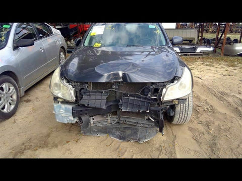Chassis ECM Air Bag Under Console Sedan Fits 09-10 INFINITI G37 400451