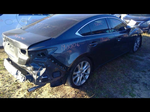 Blower Motor Automatic Temperature Control Fits 14 MAZDA 6 389361