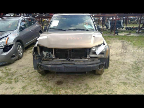 Chassis ECM Below Console With Seat Air Bag Fits 02-04 BRAVADA 405342