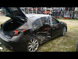 Passenger Grille Lower With Fog Lamps Fits 14 MAZDA 3 399537