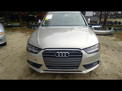 Driver Rear Suspension Without Crossmember FWD Fits 09-16 AUDI A4 398392
