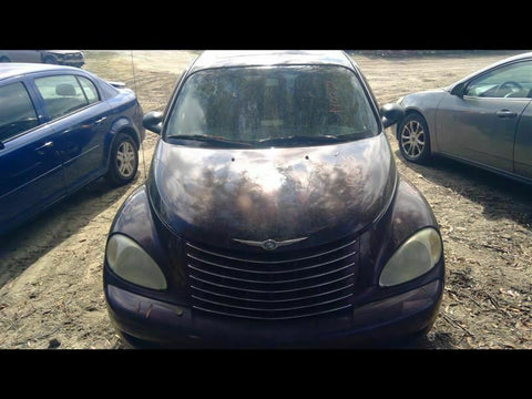 Front Bumper Body Color Bar Cover With Turbo Fits 03-05 PT CRUISER 396141